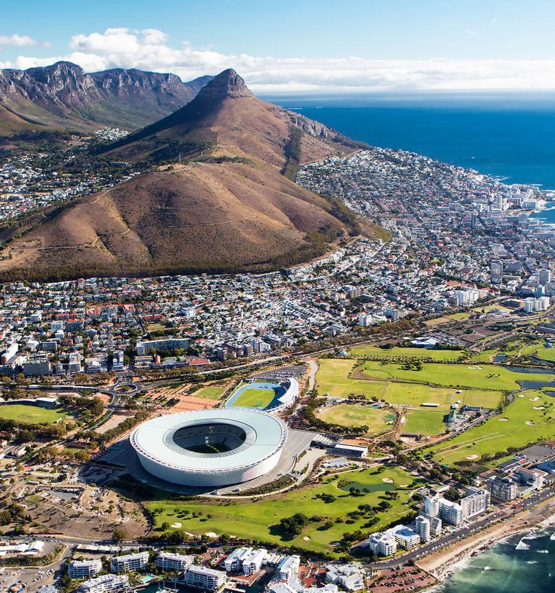 Réveillon África do Sul